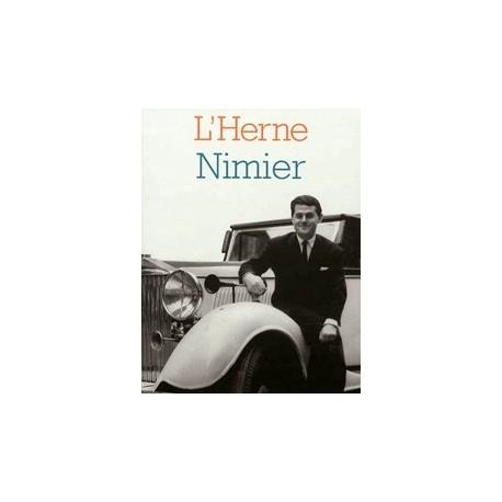 Cahier de l'Herne : Nimier