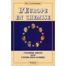 L'Europe en chemise - Pol Vandromme