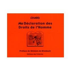 MA Déclaration des Droits de l'Homme - Chard