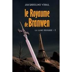 Le royaume de Branwen - Jacqueline Vidal, volume 1