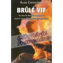 Brûlé vif - Alain Chevalérias