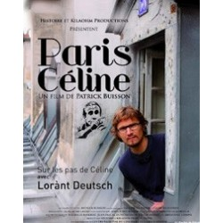 DVD Paris Céline - Patrick Buisson