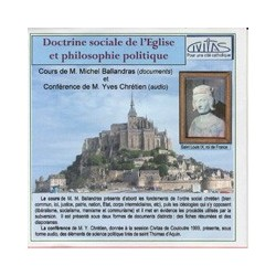 CD Doctrine sociale de l'Eglise et philosophie politique - Civitas
