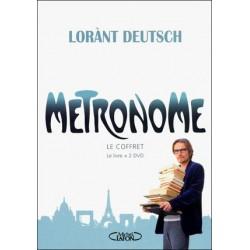 Coffret Métronome - Lorant Deutsch