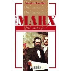 Karl Marx - Nicolas Tandler