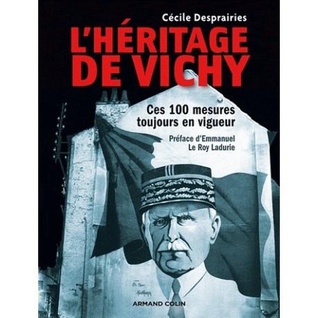 L'héritage de Vichy - Cécile Desprairies