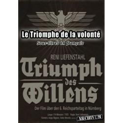 Le Triomphe de la Volonté - DVD