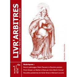 Livr'arbitres - Hors série n°1