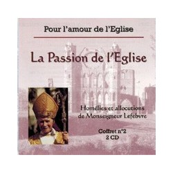 CD - La Passion de l'Eglise