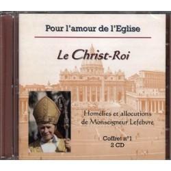 CD - Le Christ-Roi