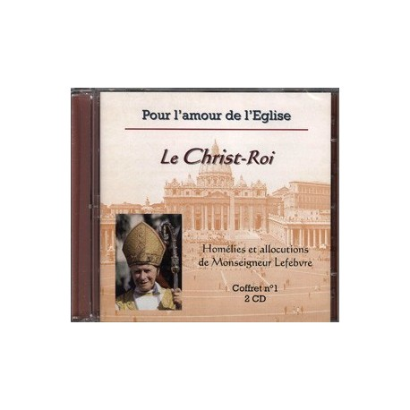 CD - Le Christ-Roi