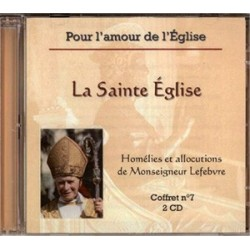 CD - La Sainte Eglise