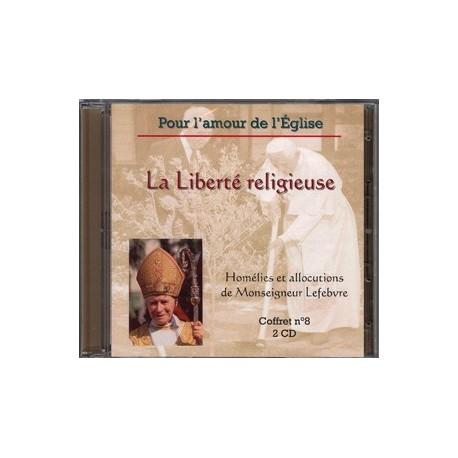 CD - La liberté religieuse
