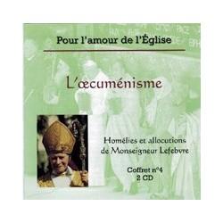 CD - L'oecuménisme