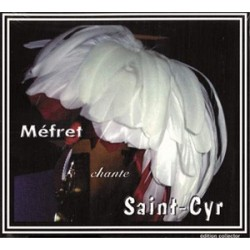 CD - Méfret chante Saint-Cyr