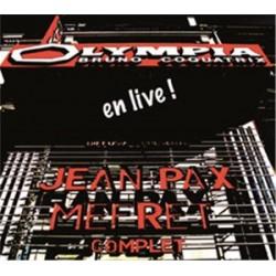 CD - Jean-Pax Méfret en live !