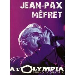 DVD - Jean-Pax Méfret à l'Olympia