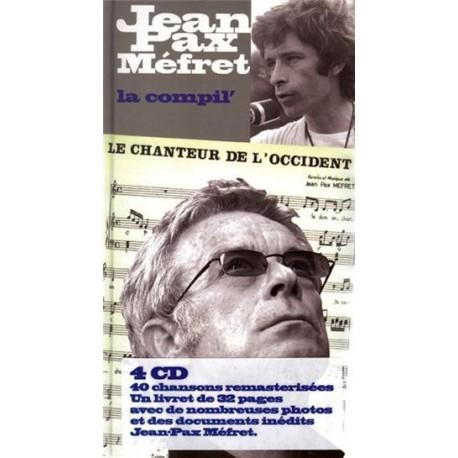 Coffret collector Jean-Pax Méfret - La compil'