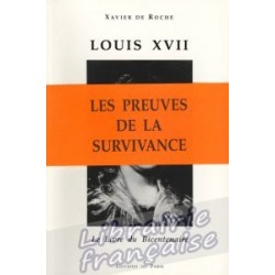 Louis XVII - Xavier de Roche