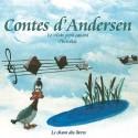 CD - Contes d'Andersen par Anne Brassié et Yves Tarantik