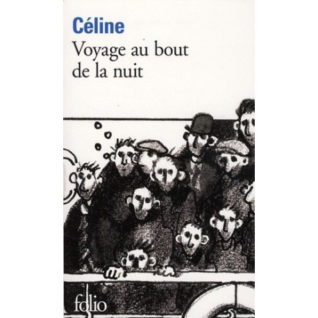 Voyage au bout de la nuit - Céline (poche)