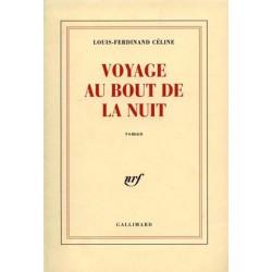 Voyage au bout de la nuit - Céline (grand format)