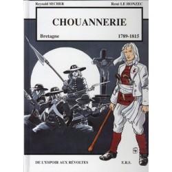 BD - Chouannerie - Reynald Secher