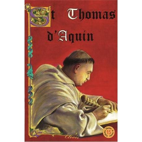 Saint Thomas d'Aquin - Louis Millet