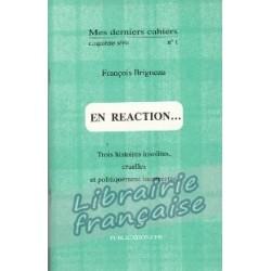 Mes derniers cahiers, cinquième série, n°1 - François Brigneau