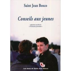 Conseils aux jeunes - Saint Jean Bosco