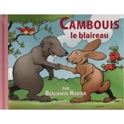 Cambouis le blaireau - Benjamin Rabier
