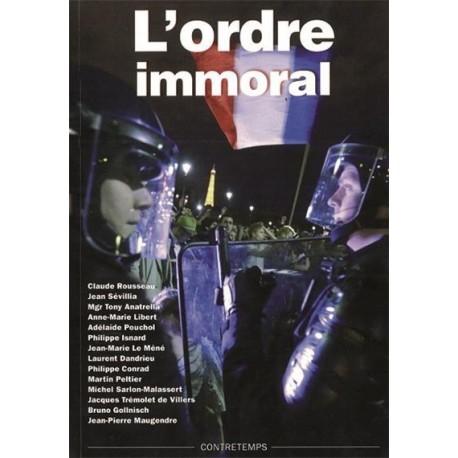 L'ordre immoral - Renaissance catholique