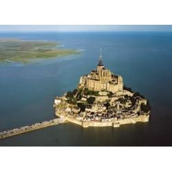 Carte postale - Mont Saint-Michel