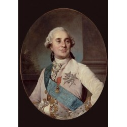 Carte postale - Louis XVI