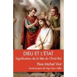 Dieu et l'état - Père Michel Viot