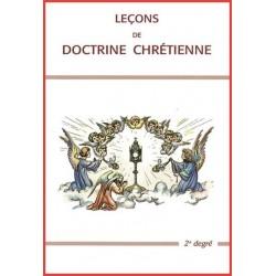 Leçons de doctrine chrétienne - 2ème degré