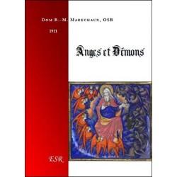 Anges et Démons - Dom B.M. Maréchaux, OSB