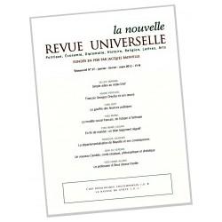 Nouvelle revue universelle n°34