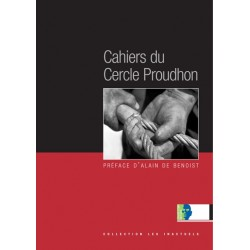 Cahiers du Cercle Proudhon - Collectif