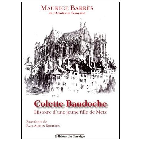 Colette Baudoche - Maurice Barrès