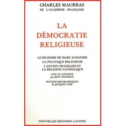 La démocratie religieuse - Charles Maurras