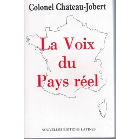 La Voix du Pays réel - Colonel Chateau-Jobert
