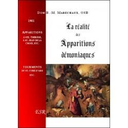 La réalité des apparitions démoniaques - Dom B.M. Maréchaux