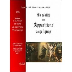 La réalité des apparitions angéliques - Dom B.M. Maréchaux