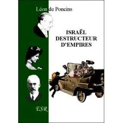 Israël destructeur d'empires - Léon de Poncins