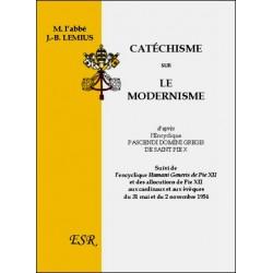 Catéchime sur le modernisme - Abbé J.-B. Lemius