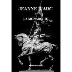 Jeanne d'Arc et la monarchie - Abbé Marie-Léon Vial