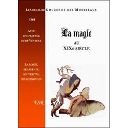 La magie au XIXe siècle - Chevalier Gougenot des Mousseaux