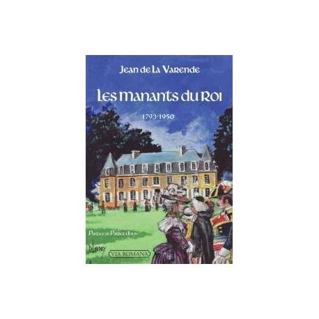 Les manants du Roi - Jean de La Varende