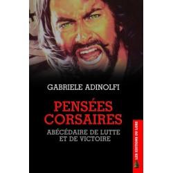Pensées corsaires - Gabriele Adinolfi